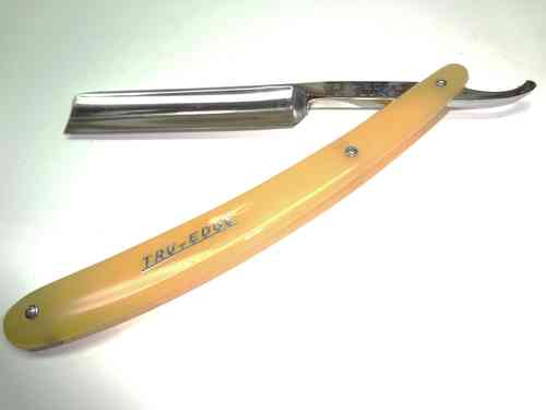 Tru-Edge Deluxe straight razor, Germany (NEAR NEW GREAT SHAVER)